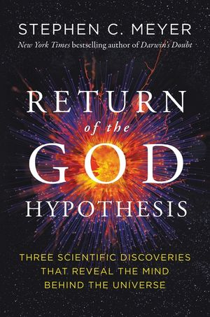 The Return of the God Hypothesis book image