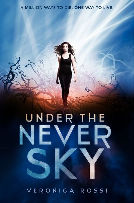 Image result for under the never sky book cover
