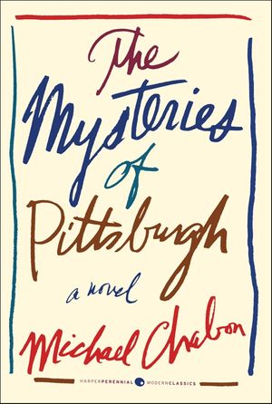 The Mysteries of Pittsburgh book image