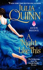 A Night Like This Paperback  by Julia Quinn
