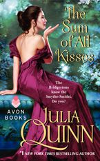 The Sum of All Kisses Paperback  by Julia Quinn