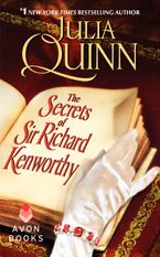 The Secrets of Sir Richard Kenworthy Paperback  by Julia Quinn