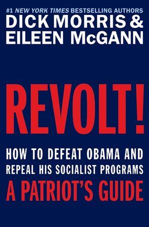 Revolt! book image
