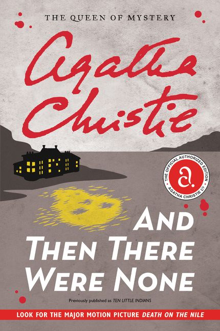 Image result for and then there were none book cover