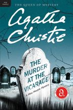 The Murder at the Vicarage Paperback  by Agatha Christie