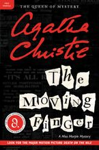 The Moving Finger Paperback  by Agatha Christie