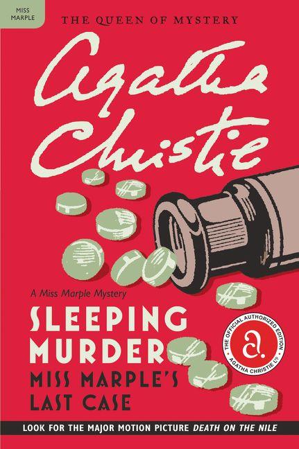 Sleeping Murder Agatha Christie Paperback