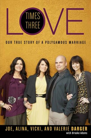 Love Times Three book image