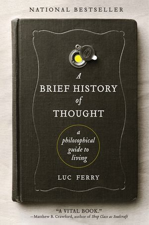 A Brief History of Thought book image