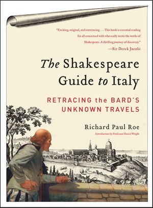 The Shakespeare Guide to Italy book image