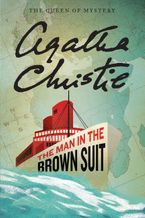 The Man in the Brown Suit Paperback  by Agatha Christie