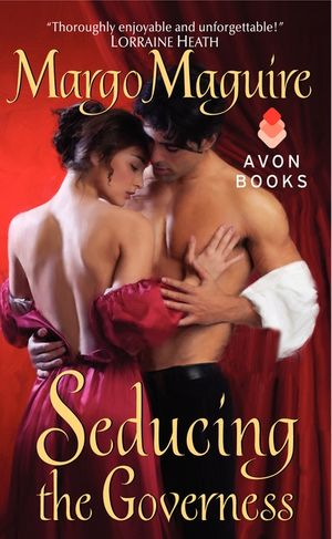 Seducing the Governess book image
