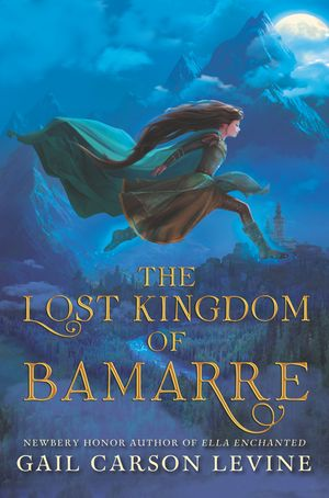 The Lost Kingdom of Bamarre book image