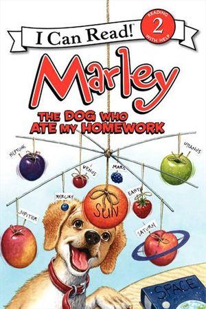 Marley: The Dog Who Ate My Homework book image