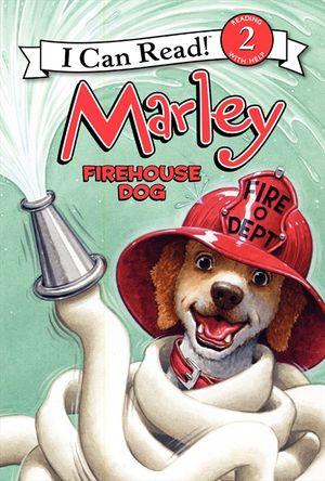 Marley: Firehouse Dog book image