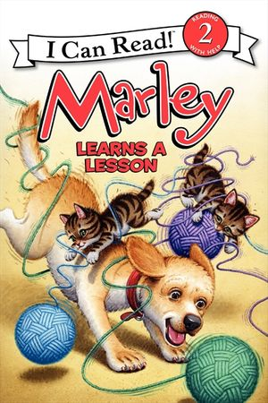 Marley: Marley Learns a Lesson book image