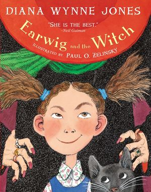 Earwig and the Witch book image