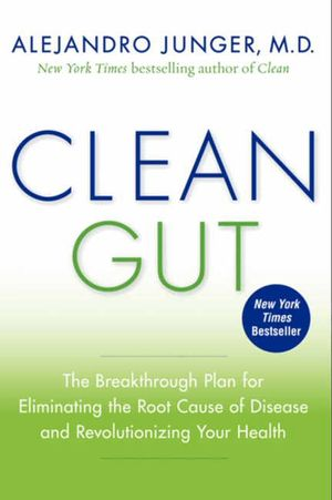Clean Gut book image