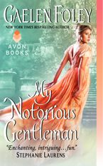 My Notorious Gentleman Paperback  by Gaelen Foley