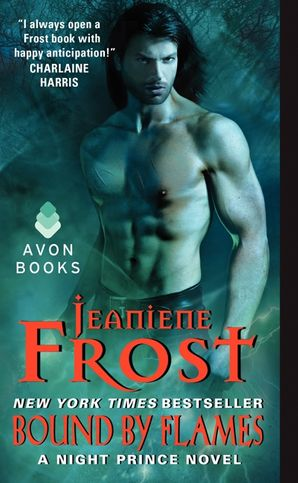 Bound by Flames Paperback  by Jeaniene Frost