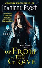 Up From the Grave Paperback  by Jeaniene Frost