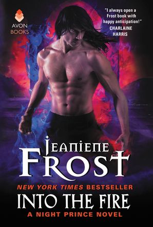 Into the Fire Paperback  by Jeaniene Frost