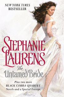 The Untamed Bride Plus Two Full Novels and Bonus Material
