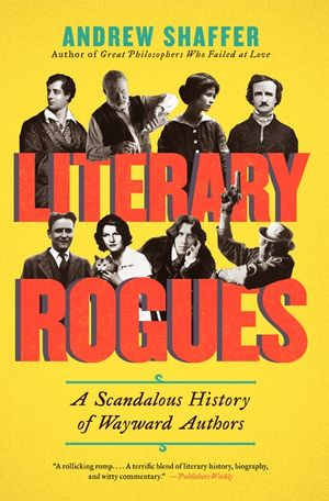 Literary Rogues book image
