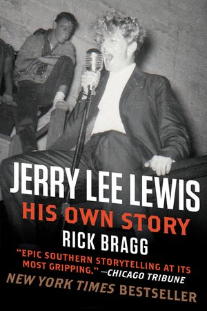 Jerry Lee Lewis: His Own Story book image