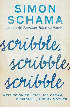 Scribble, Scribble, Scribble book image