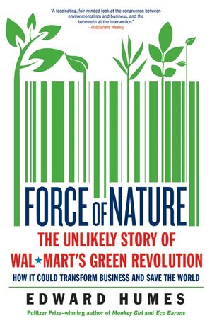 Force of Nature book image