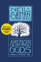American Gods Paperback  by Neil Gaiman