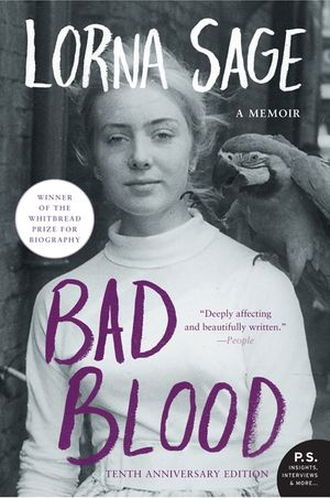 Bad Blood book image