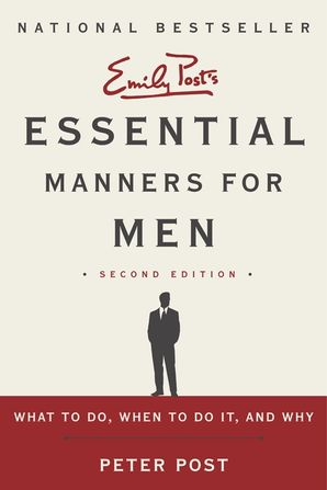 Essential Manners for Men 2nd Edition