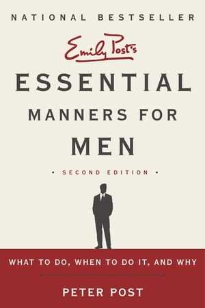 Essential Manners for Men 2nd Edition book image