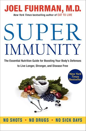 Super Immunity book image