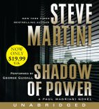 Shadow of Power Low Price CD-Audio UBR by Steve Martini