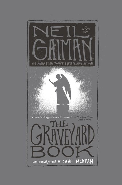 the graveyard book by neil gaiman book report The graveyard book is a young adult fantasy novel by the english author neil  gaiman,  kirkus reviews awarded it a starred review, claiming that, this needs  to be read by anyone who is or has ever been a child author patrick ness wrote, .