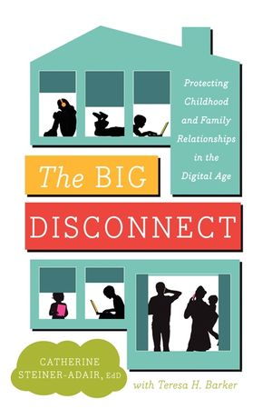 The Big Disconnect book image