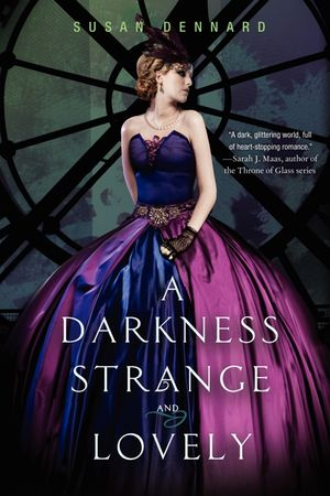 A Darkness Strange and Lovely book image
