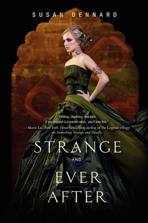 Strange and Ever After book image