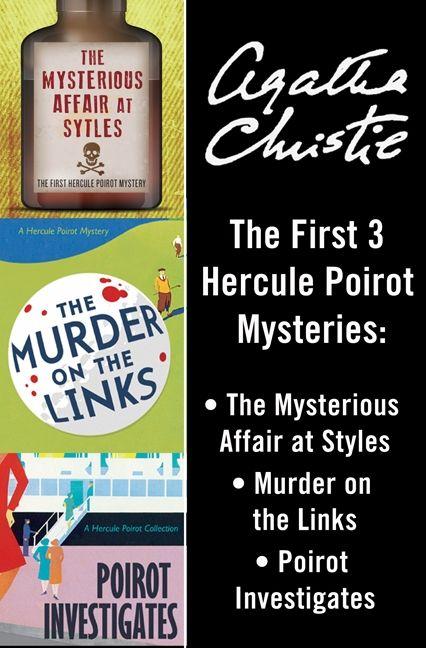 Hercule poirot bundle agatha christie e book fandeluxe PDF