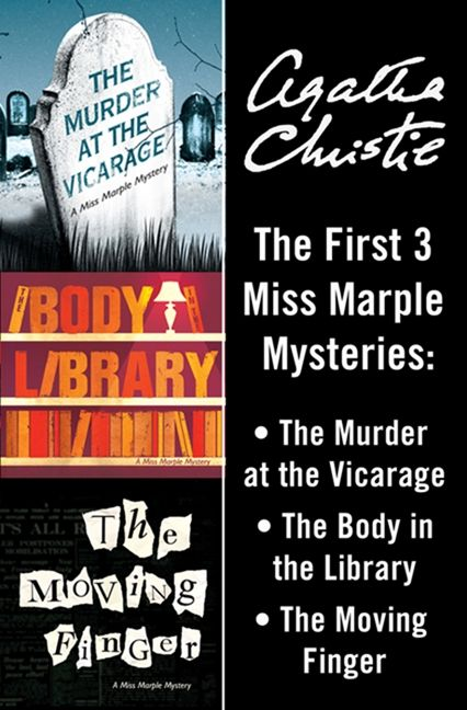 The murder at the vicarage agatha christie e book miss marple bundle fandeluxe PDF