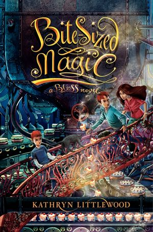Bite-Sized Magic book image