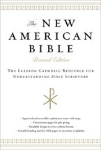 New American Bible Hardcover  by Harper Bibles