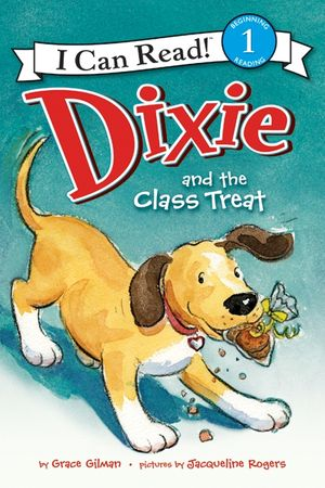 Dixie and the Class Treat book image