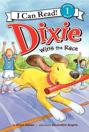 Dixie Wins the Race book image