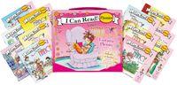 Fancy Nancy's 12-Book Fantastic Phonics Fun!