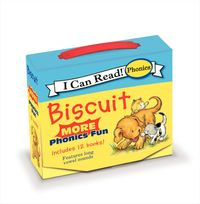 Biscuit: MORE 12-Book Phonics Fun!