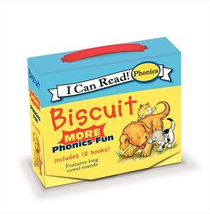 Biscuit: MORE 12-Book Phonics Fun!